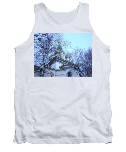 Orthodox Church Tank Top