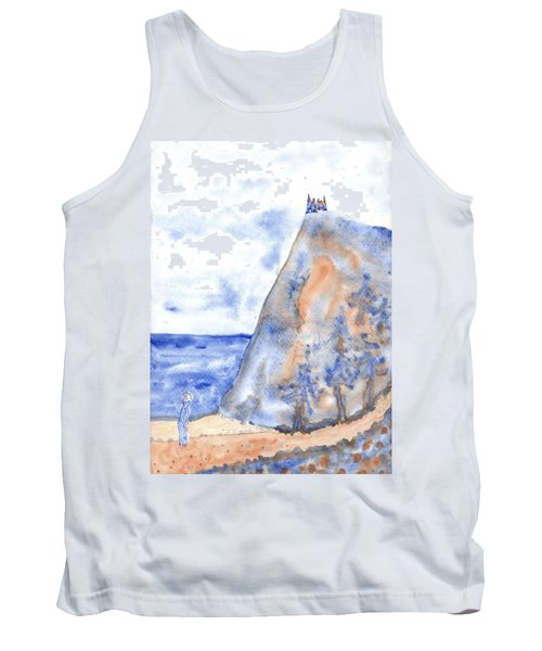 The House On The Hill 5 Tank Top
