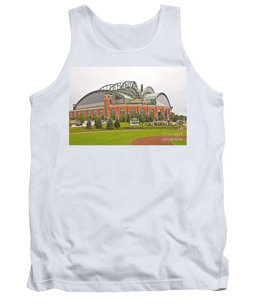 0622 Milwaukee's Miller Park Tank Top
