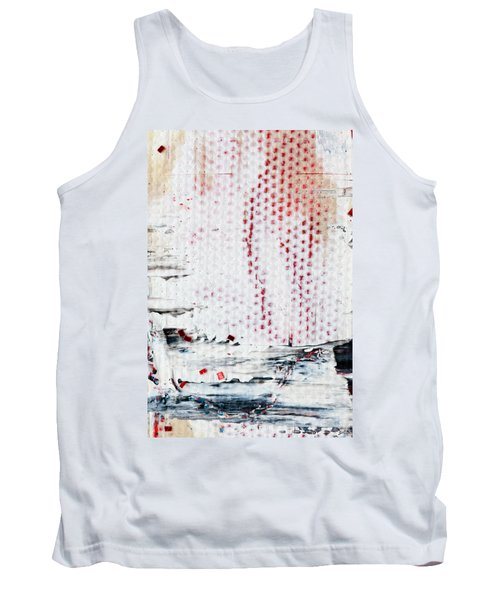 Abstract Original Artwork One Hundred Phoenixes Untitled Number Ten Tank Top
