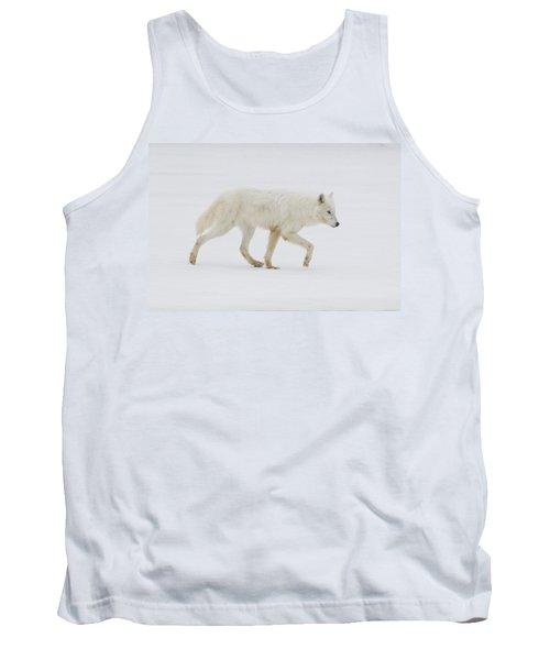 Arctic Wolf Tank Top