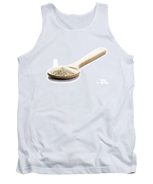 Tank Top featuring the photograph Basmati Rice by Lee Avison