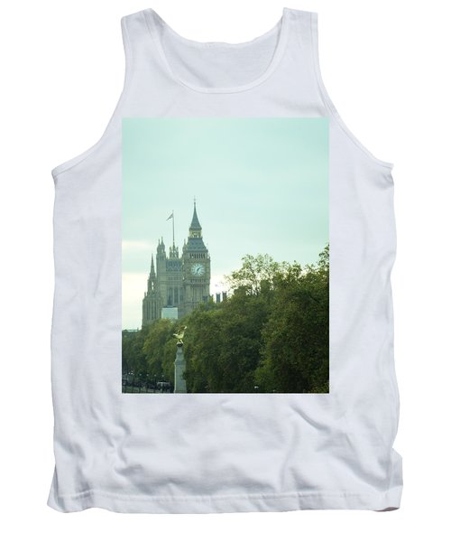 Tank Top featuring the photograph Big Ben by Rachel Mirror