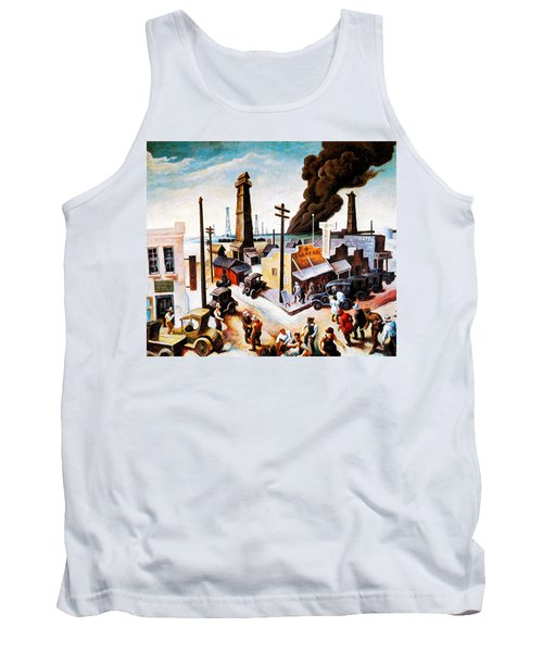 Boomtown Tank Top