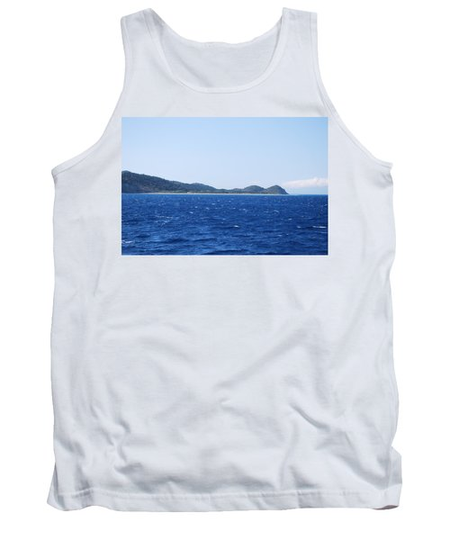 Bragini Beach Tank Top