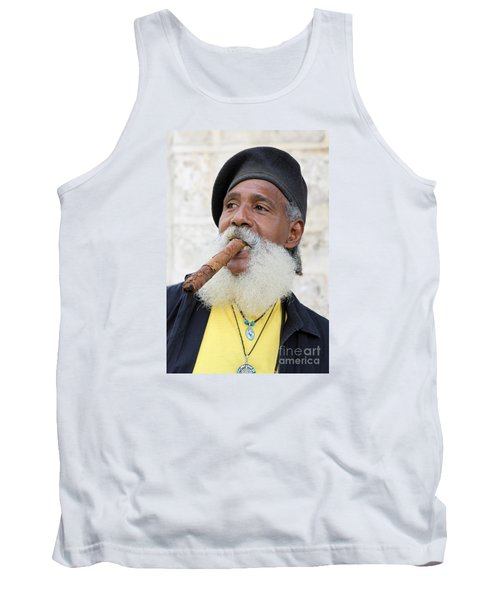 Cigar Man Tank Top