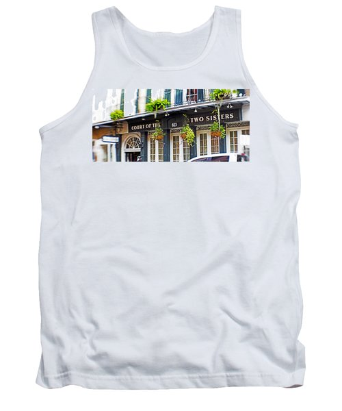 Court Of The Two Sisters Tank Top
