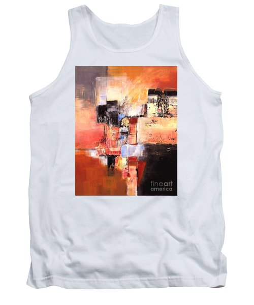 Depth Of Shadows Tank Top