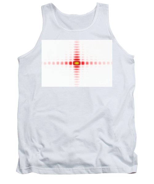 Diffraction On Rectangular Aperture Tank Top