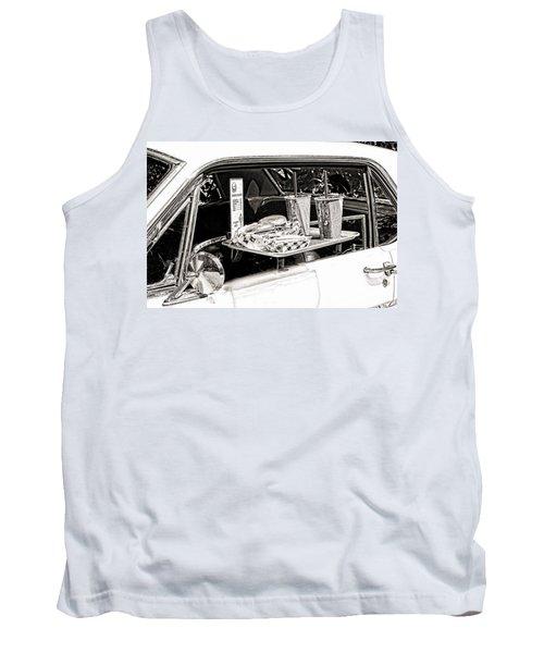 Drive-in Tank Top