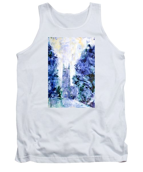 Duke Chapel Tank Top