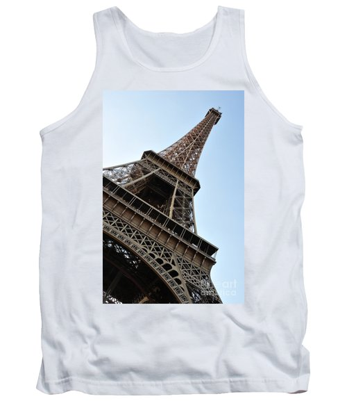 Tank Top featuring the photograph Eiffel Tower by Joe  Ng