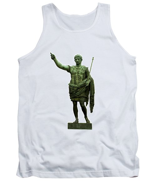 Emperor Caesar Augustus Tank Top