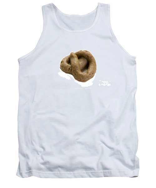 Tank Top featuring the photograph Fake Dog Poop by Lee Avison