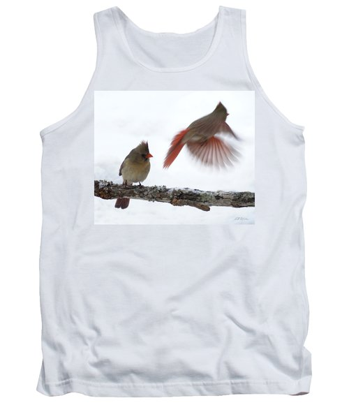 Fly Away Tank Top by Bill Stephens