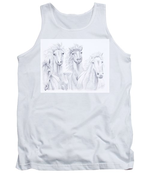 Four For Freedom Tank Top