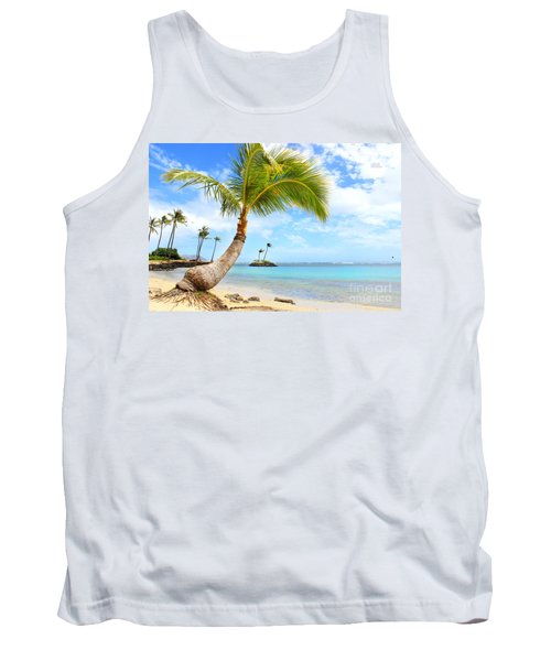 Hawaiian Paradise Tank Top
