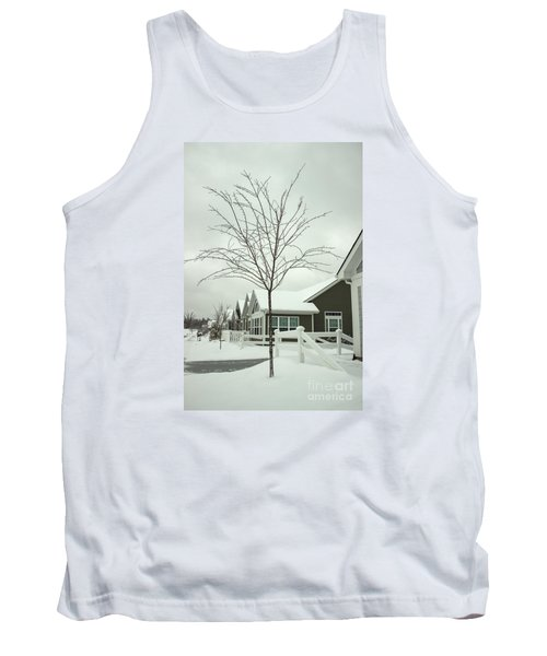 Hello Snow Tank Top