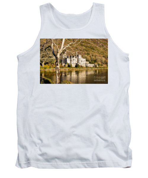 Kylemore Abbey In Winter Tank Top