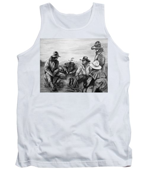 Matchless Tank Top