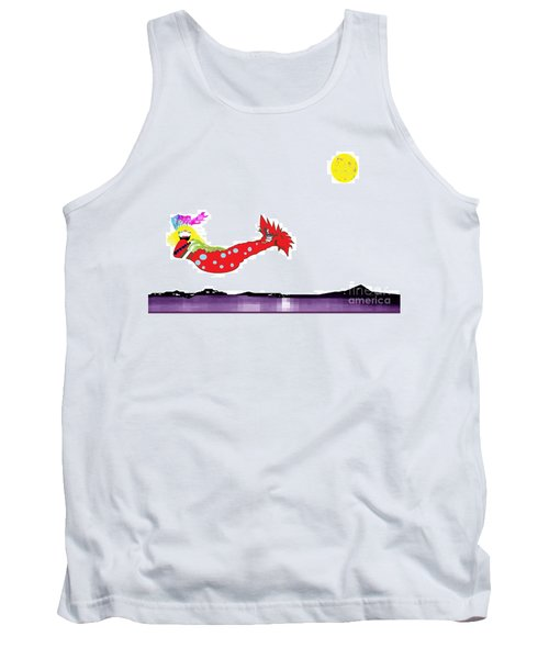 Mermaid 2 Tank Top