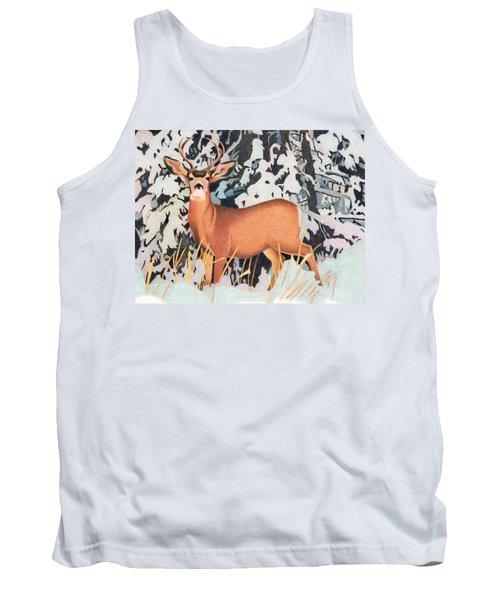 Mule Deer Tank Top