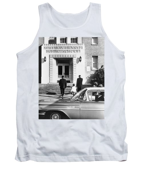 New Orleans School Integration Tank Top