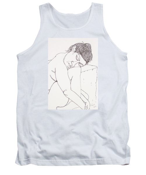Nude At Rest Tank Top