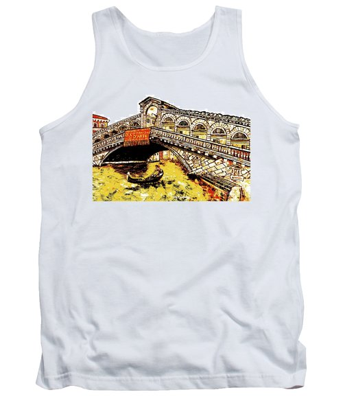 An Iconic Bridge Tank Top