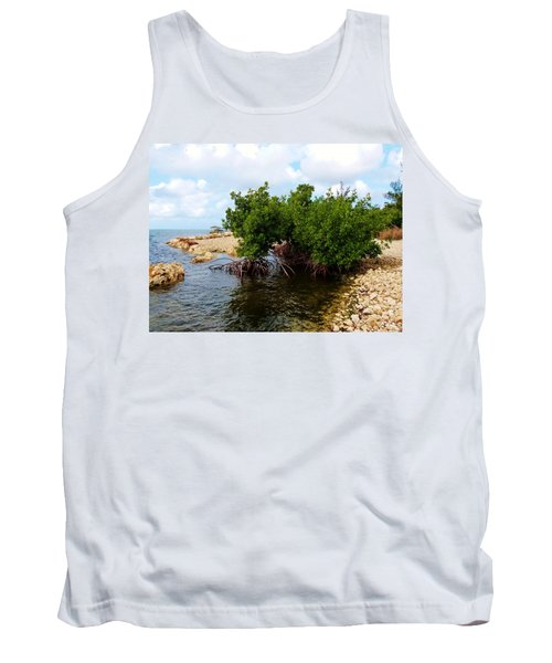 Tank Top featuring the photograph Reclamation 7 by Amar Sheow