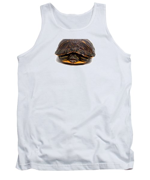 Red-eared Slider Tank Top