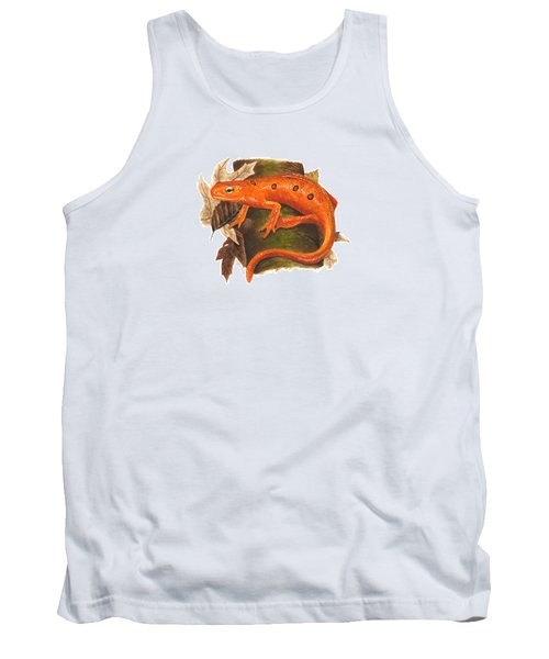 Red Eft Tank Top