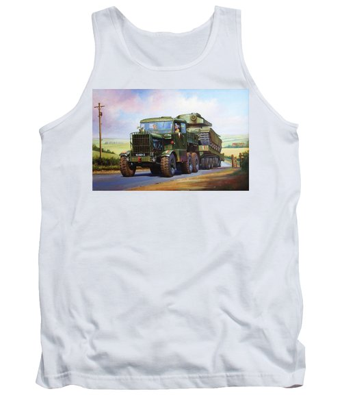Scammell Explorer. Tank Top