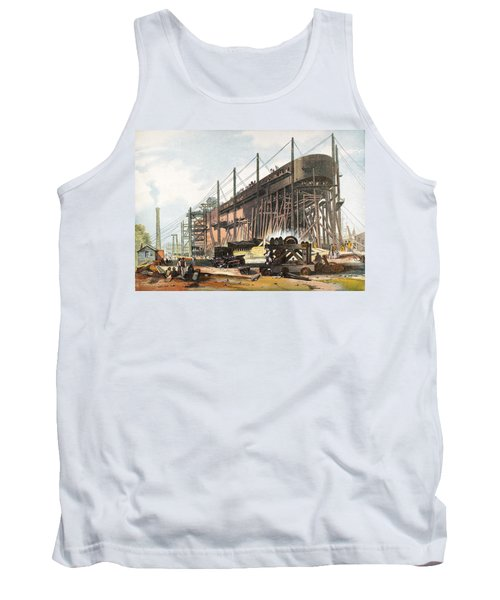 Ships Great Eastern Tank Top