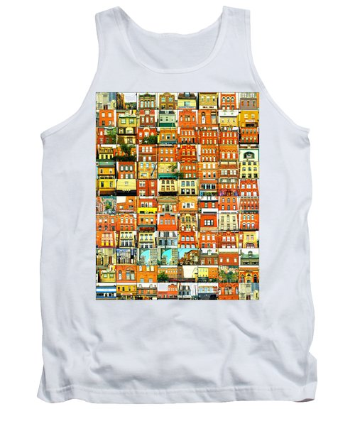 Southside Pittsburgh Tank Top
