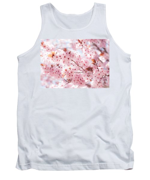 Tank Top featuring the photograph Spring by Roselynne Broussard