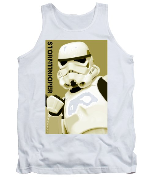Star Wars Stormtrooper Tank Top