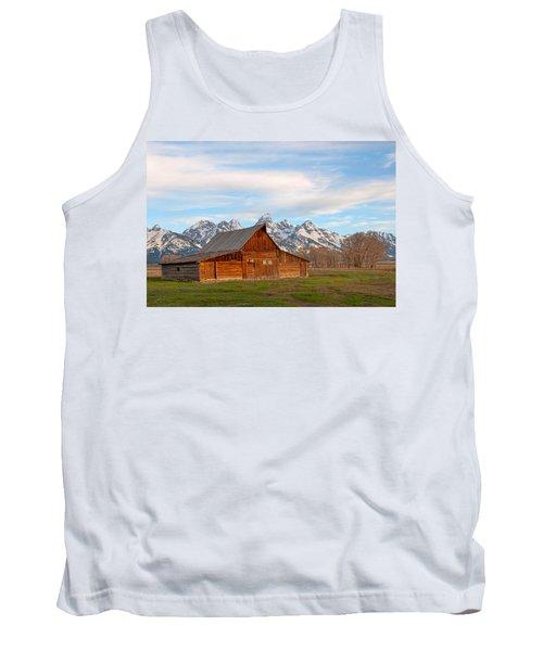 Teton Barn Tank Top