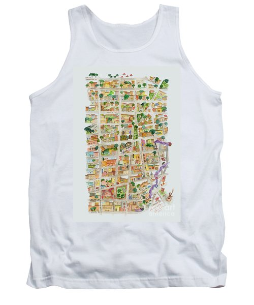 The Way West Village Tank Top by AFineLyne