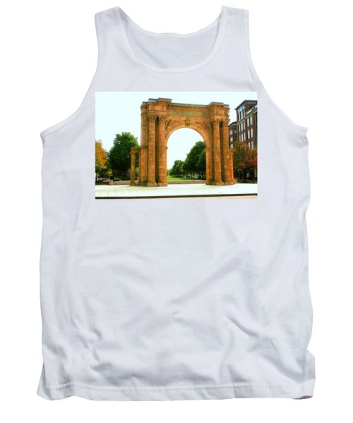 Union Station Arch Tank Top