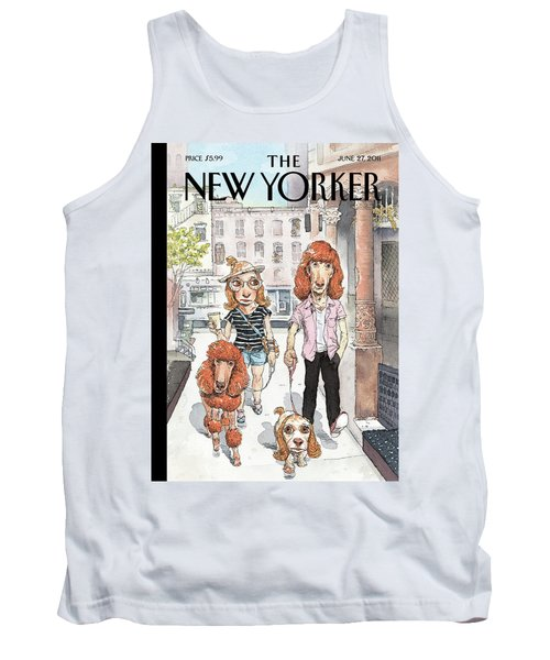 New Yorker June 27th, 2011 Tank Top