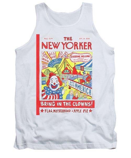New Yorker September 24th, 2012 Tank Top