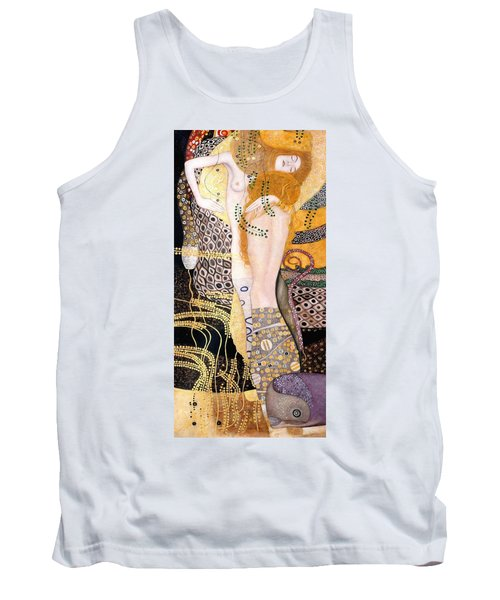 Water Serpents I Tank Top