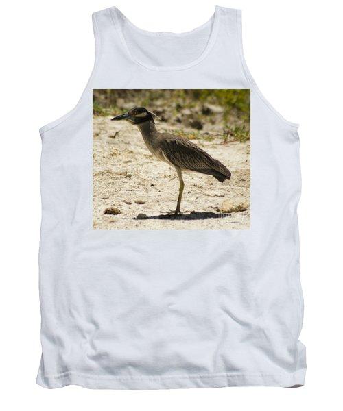 Yellow-crowned Night-heron Tank Top