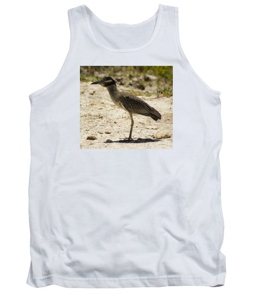 Yellow-crowned Night-heron Tank Top