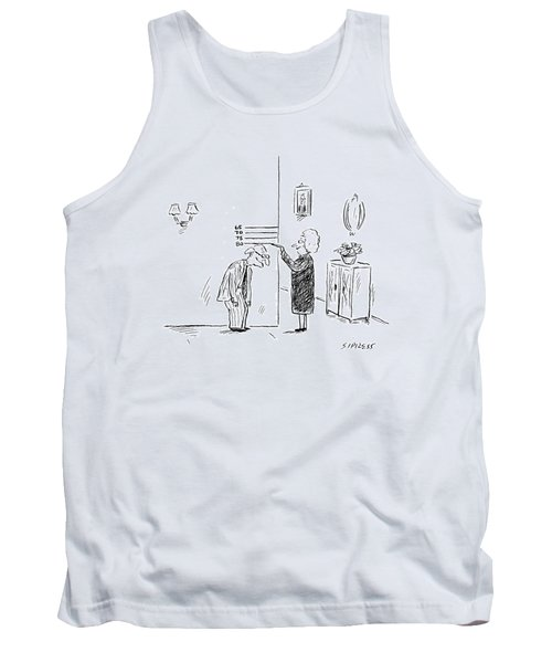 New Yorker February 27th, 2006 Tank Top