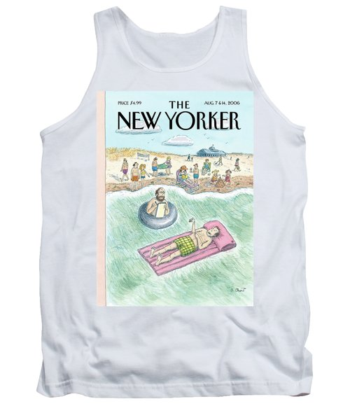 New Yorker August 7th, 2006 Tank Top