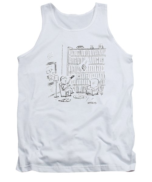 New Yorker July 3rd, 2000 Tank Top