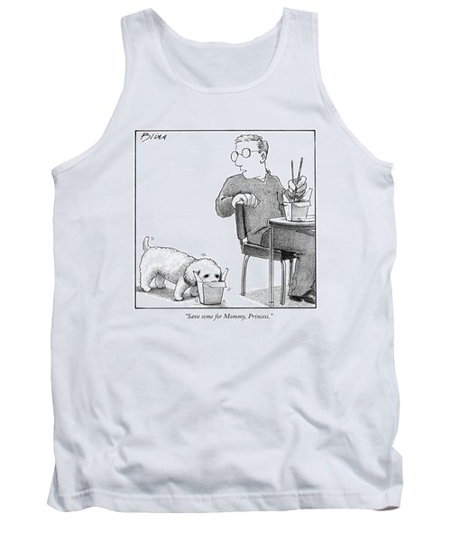 Save Some For Mommy Tank Top