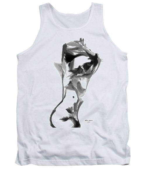 Abstract Series II Tank Top by Rafael Salazar